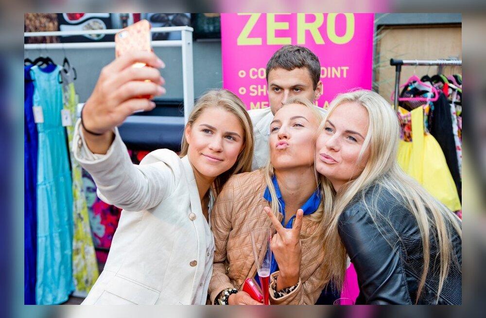"Pärnu ööklubi Sugar terrasil toimus üritus ""Fresita MOELAINE"""