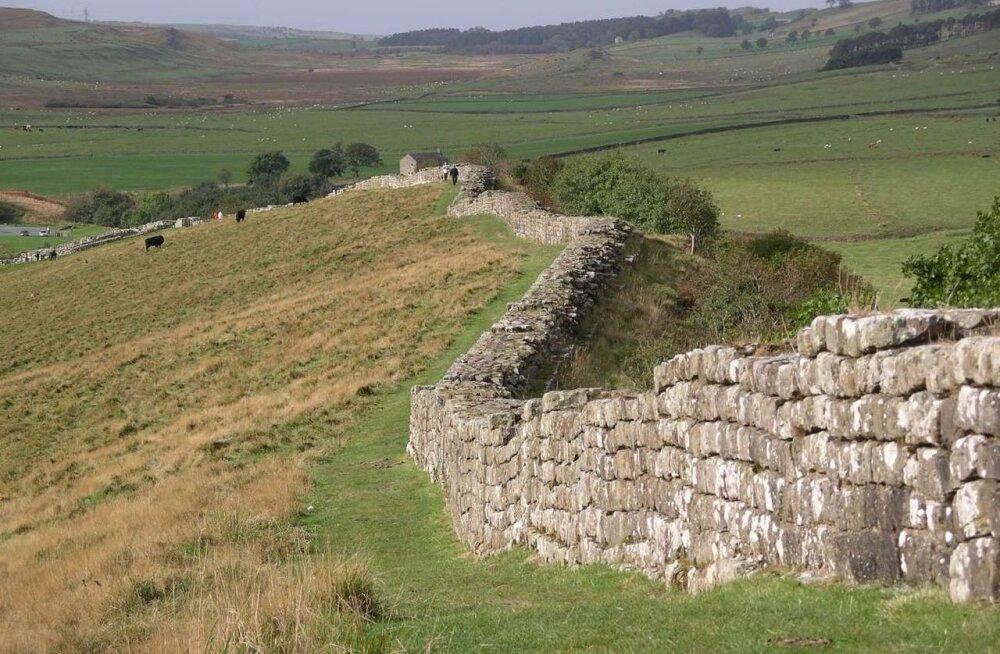 Impeeriumi valvurid maailma lõpus: Rooma väed kaitsesid 117kilomeetrist valli kolme sajandi jooksul