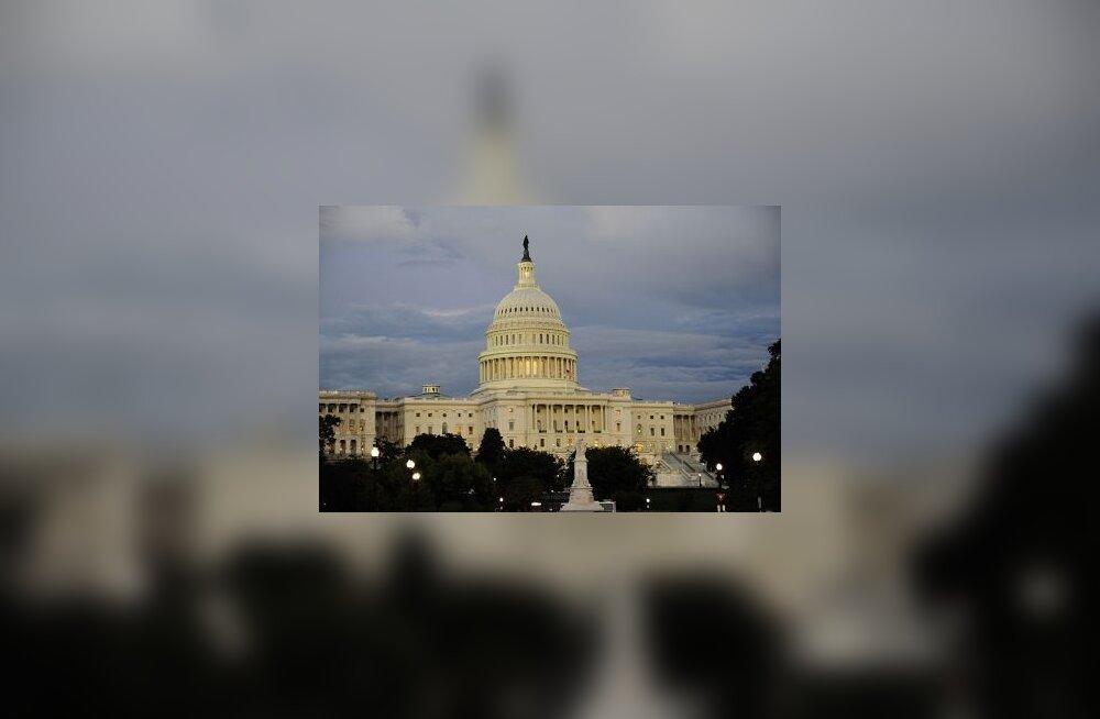 USA senat nõustus päästeplaani üle hääletama