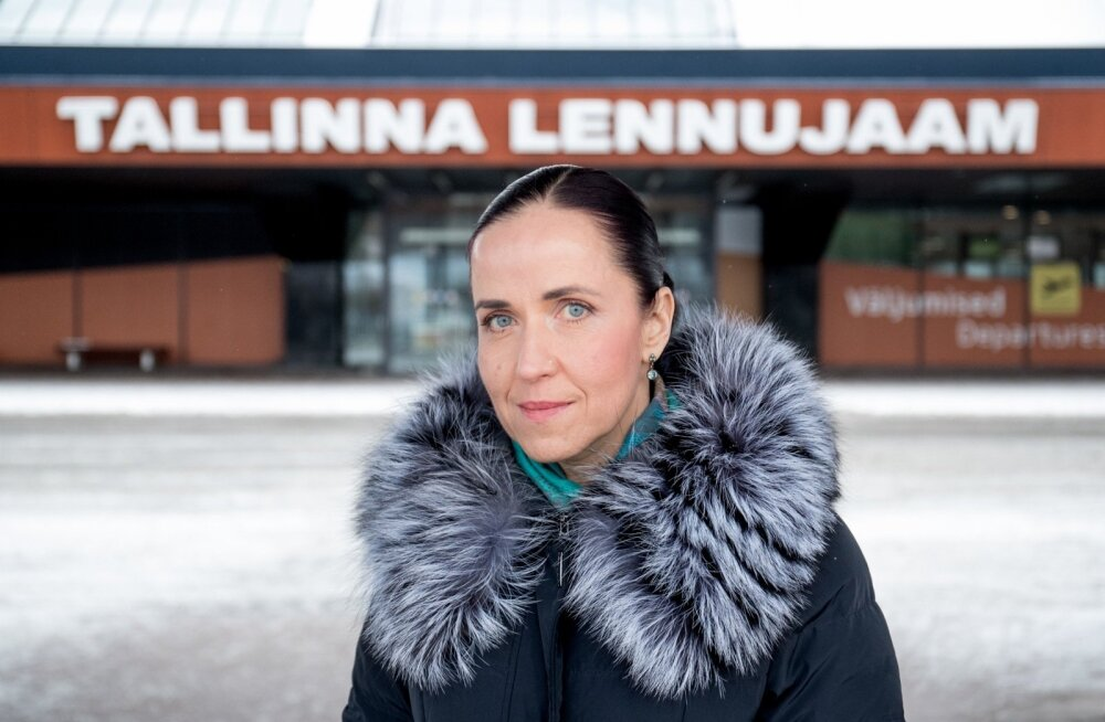Tallinna lennujaam kasvatas reisijate arvu ja kasumit