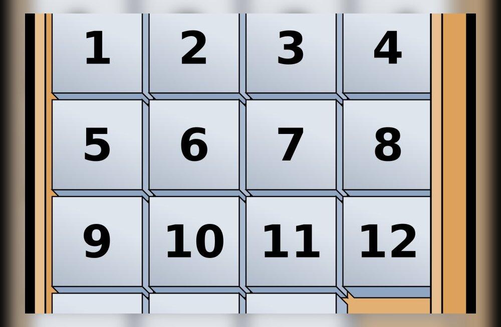 Esimese miljardi sees on 23 hämmastavat arvu