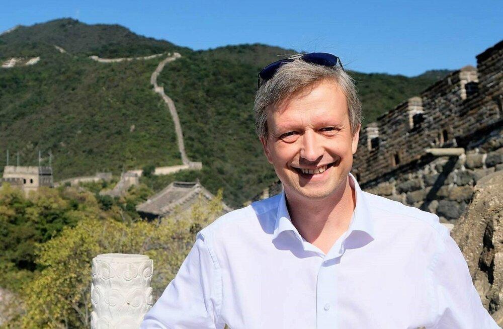 USUB RAHUMEELSESSE LAHENDUSSE: Hiina Rahvavabariigil pole seda konflikti sugugi vaja, kinnitab Marten Kokk.