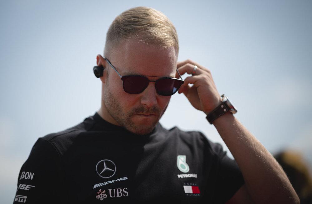 Mercedes kinnitas, et jätab Valtteri Bottase tiimi ka 2020. aastaks