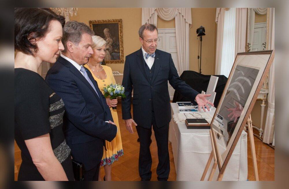 President Ilves Soomes