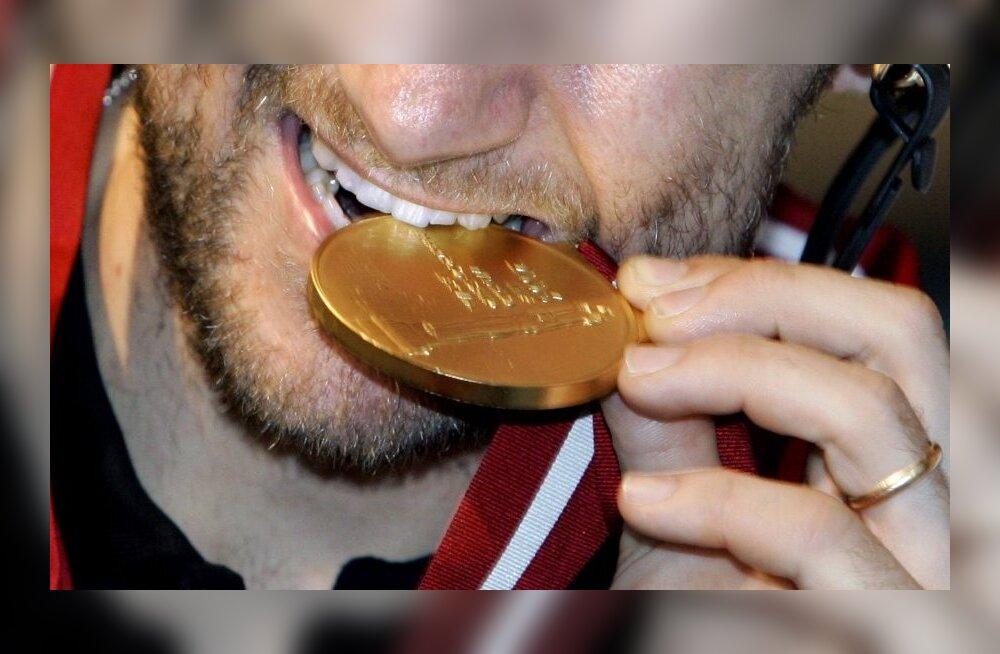 Mis aladel on Eesti sportlased tulnud tänavu maailmameistriks?