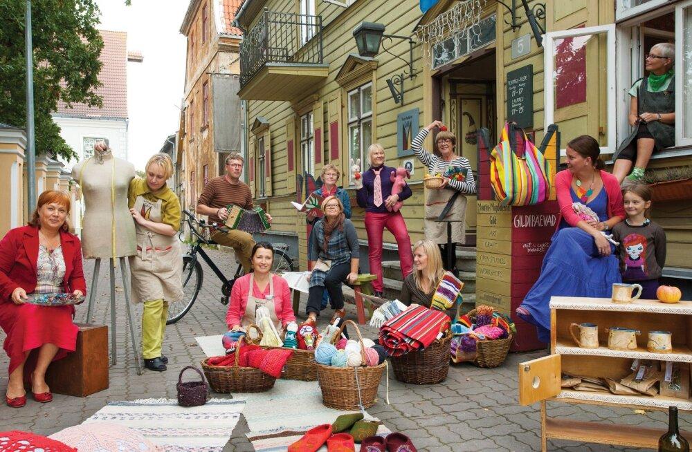 Gildipäevad Pärnus pakuvad tasuta meelelahutust