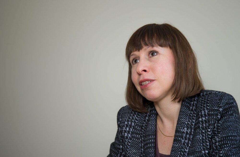 Haridus- ja noorteameti juhiks saab varasemalt Swedbankis töötanud Ulla Ilisson