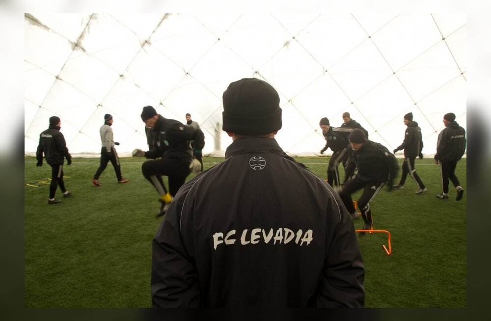 Indrek Zelinski, FC Levadia, jalgpall
