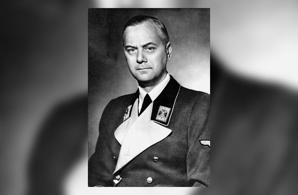 Еврейская община возмущена умалчиванием фактов о нацистском преступнике Розенберге