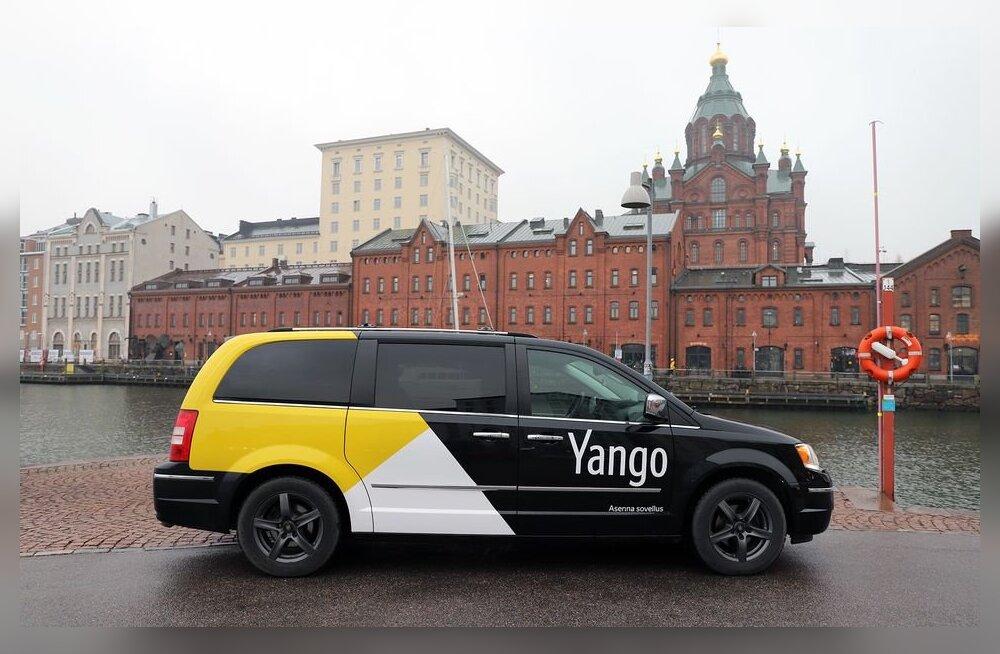 Yandex.Taxi вышел на финский рынок под новым брендом — Yango
