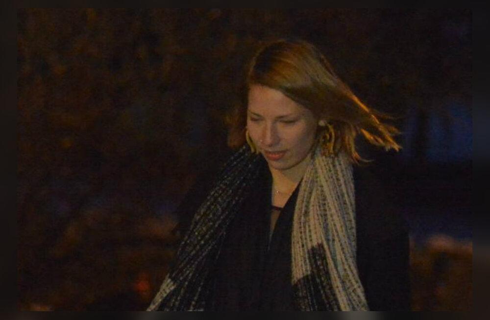 de5c213f499 FOTOD: Üle pika aja taas avalikkuse ees! Ilvese pulmakülaliste seas oli ka  tema tütar
