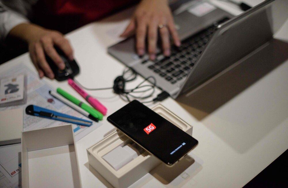 Mitu head põhjust, miks 5G telefone pole veel mõtet osta