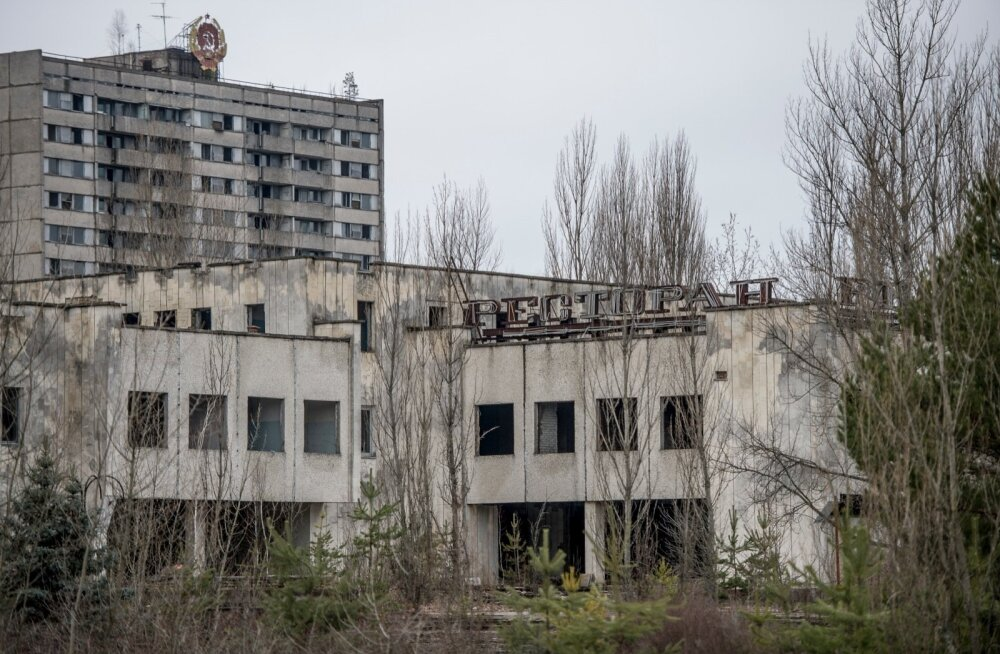 Чернобыль бьет все рекорды посещаемости