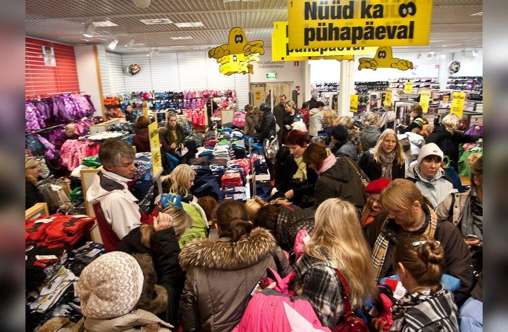95cd0fb7a0e Intervjuu: Stockmann: Hulludel Päevadel müümata kauba anname tagasi ...