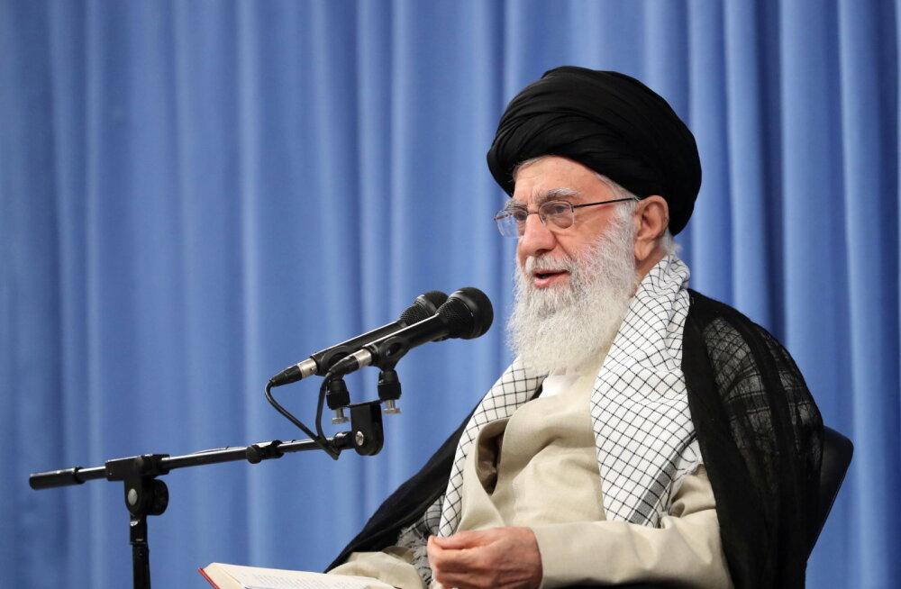 Ajatolla Khamenei: mingit Iraani-USA kohtumist ühelgi tasemel ei tule