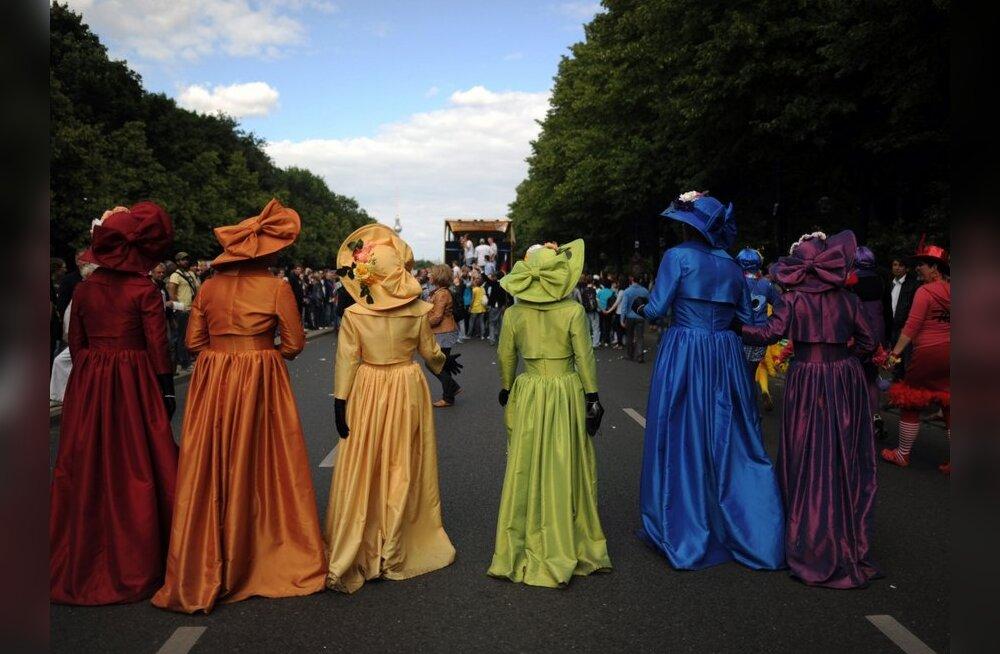Aruanne: geide ja lesbide õiguste osas on Eestis veel märkimisväärseid puudusi