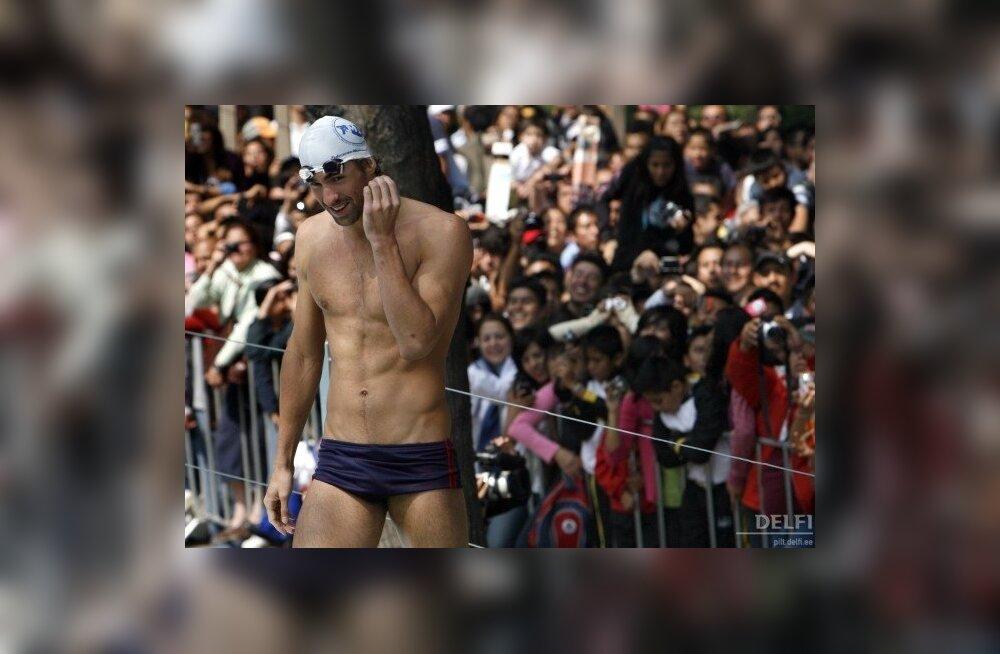 Imemees Phelps pidi ujumise MMil tunnistama kaasmaalase paremust