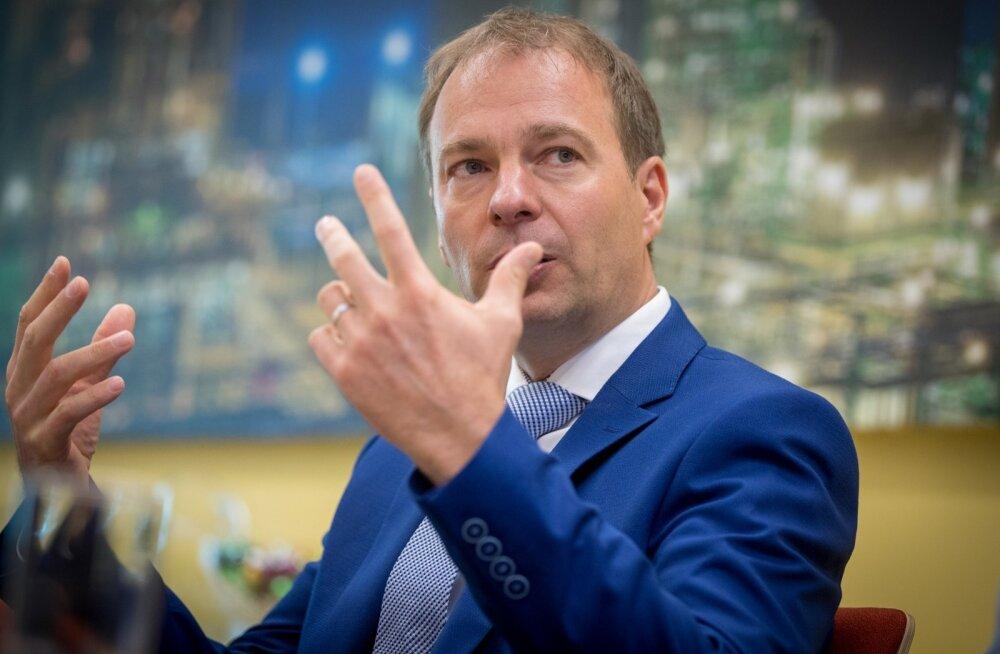 Eesti Energia juht Hando Sutter