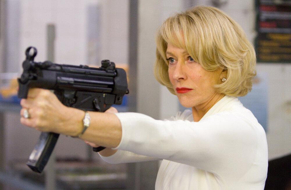 Helen Mirreni arvates peaksid ka kaskadöörid oma töö eest Oscarile kandideerima