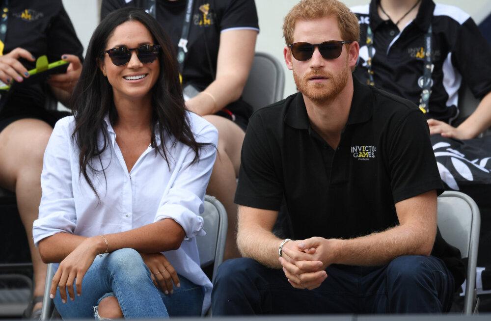 Sammuke kihlusele lähemale! Meghan Markle ja prints Harry kolivad kokku