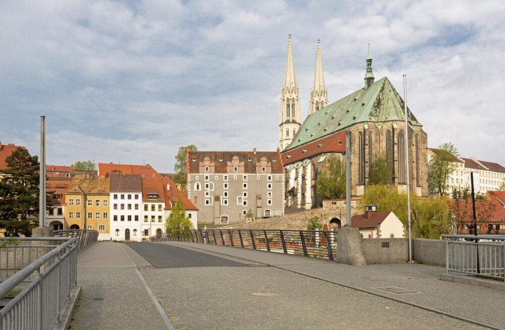 Город в Германии предлагает месяц жить в нем бесплатно
