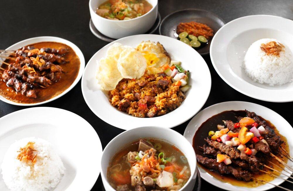 RETSEPTID | Reisi toidu abil Jaapanisse, Indiasse, Hispaaniasse, Itaaliasse või hoopis Mehhikosse