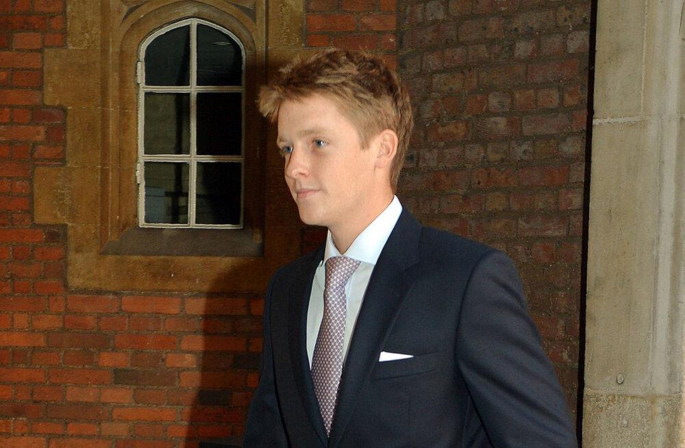 Uus Westminsteri hertsog on noorim maailma 400 esirikkast