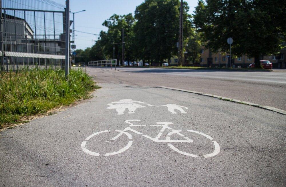 Jalgrattaeksperiment