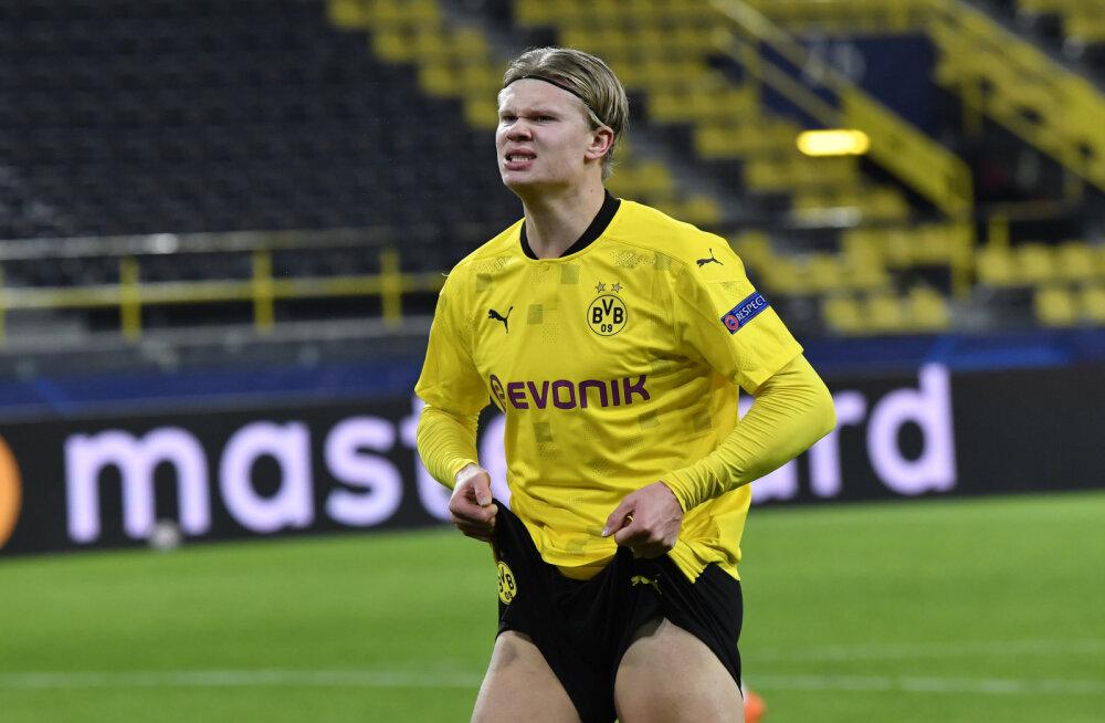 Norra tähtründaja hind on juba üle 150 miljoni, Dortmund sai ta jaanuaris seitse korda odavamalt