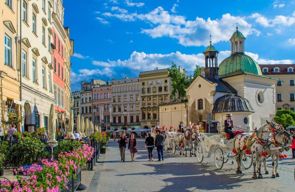 Mine ja naudi elu | 10 kõige soodsamat linna Euroopas
