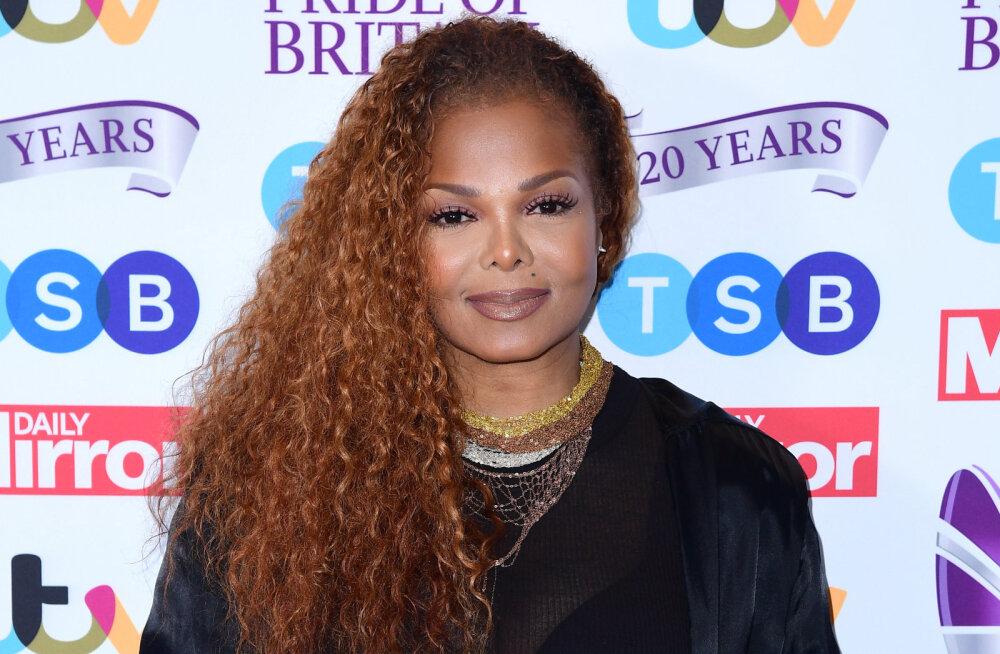 KLÕPS | Ei päevagi vanem: 53-aastane Janet Jackson näeb uskumatult hea välja