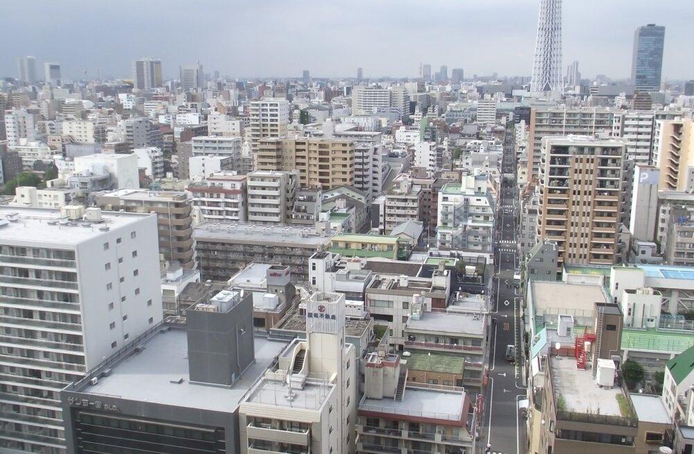 Tokyo päeval