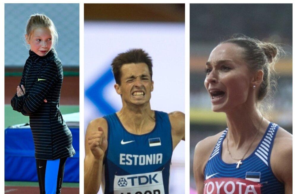 Miks Balta, Erm, Jagor, Treiel ja mullu furoori tekitanud Luna Eesti meistrivõistlustel ei stardi?