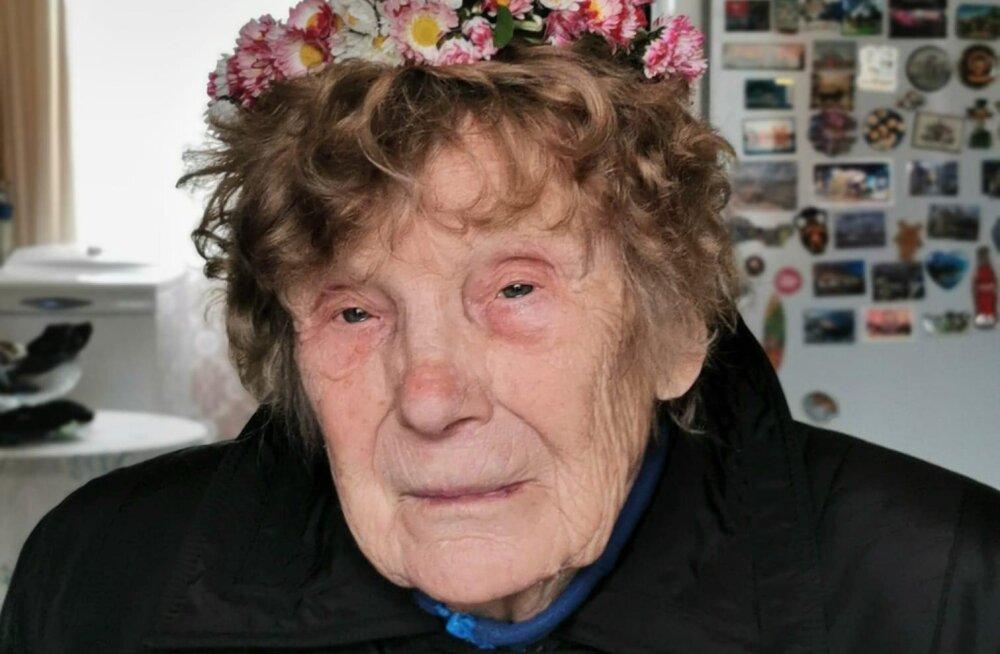 FOTO | Politsei otsib Pärnumaal kadunud 84-aastast Veerat