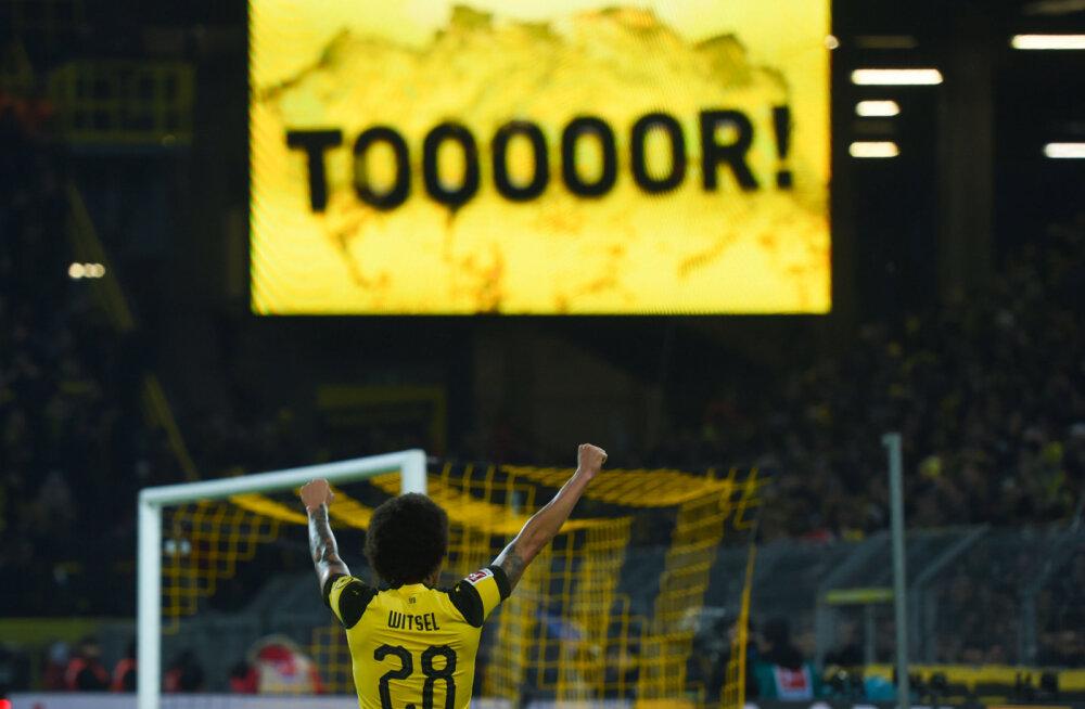 VIDEO | Vägevas hoos Dortmund lõi viis väravat ning suurendas edu jälitajate ees