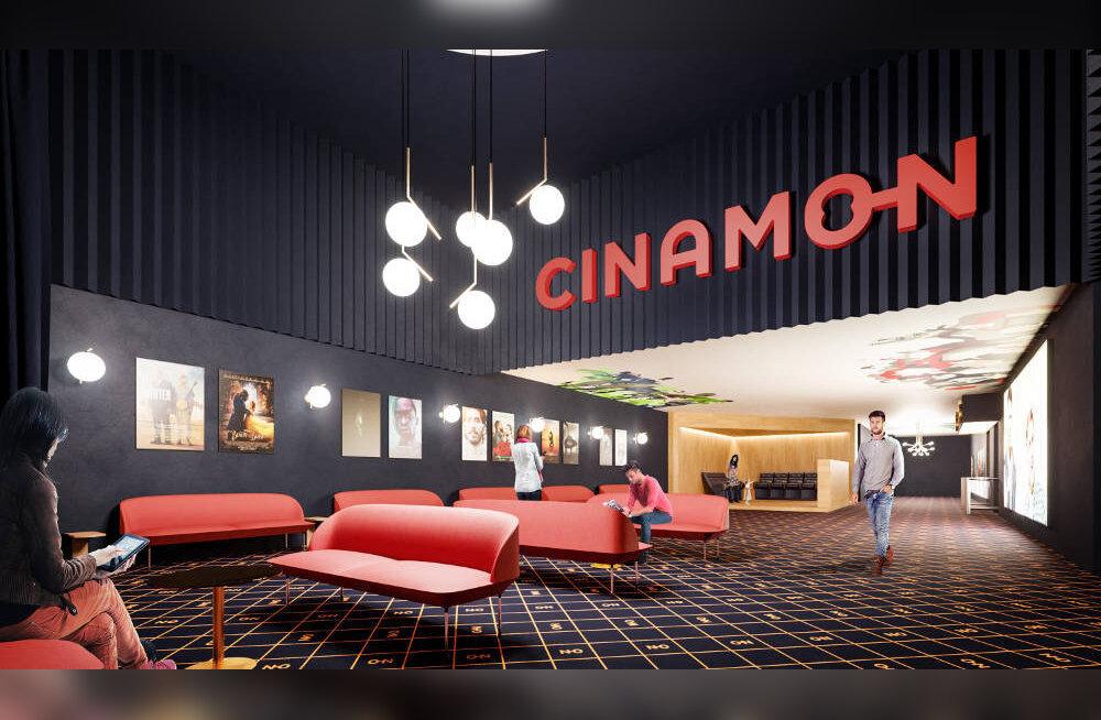 В субботу в Таллинне открывается новый кинотеатр CINAMON
