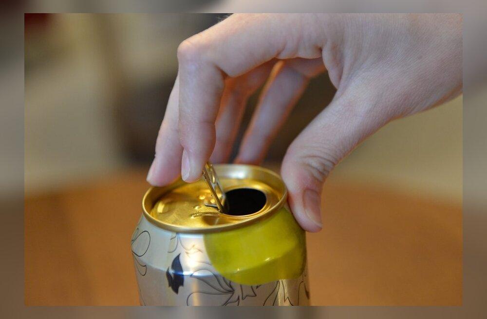 Kaupmeeste liit: alkoholivaba õlu, siider ja vein ei ole mõeldud lastele