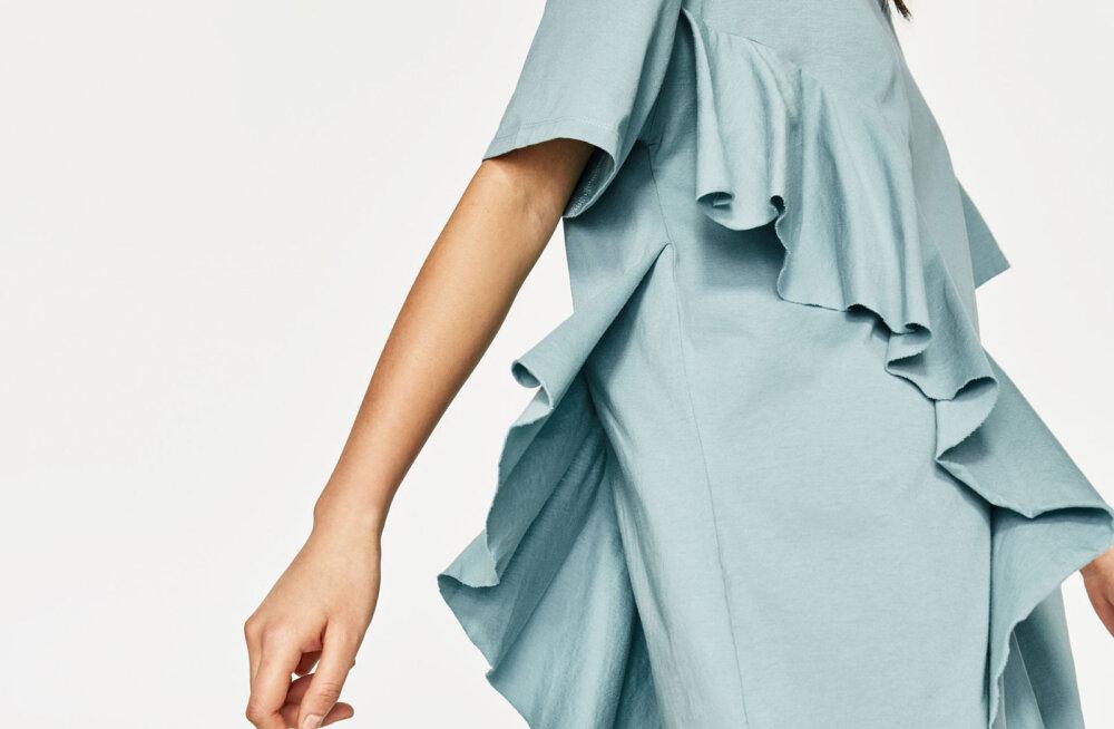TRENDIHOIATUS: Naiselik detail, mis on sel kevadel rõivastuse juures eriti aktuaalne