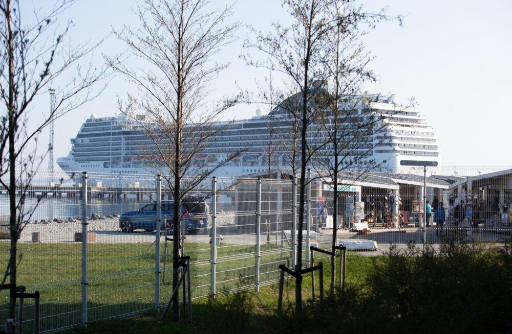 Tallinna Sadama reisijate arv jõudis uue rekordini