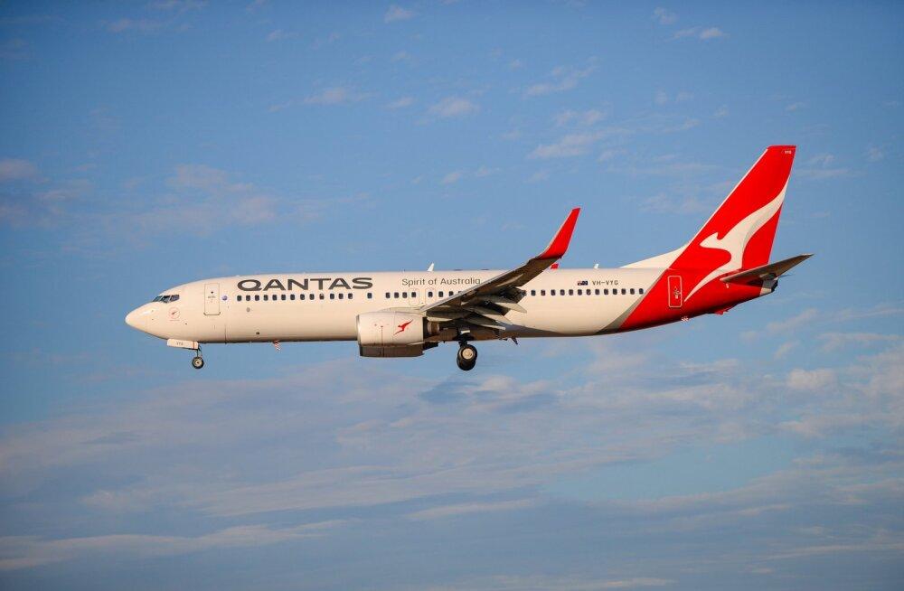 See on viimane piir! Qantas alustab maailma pikimate testlendudega