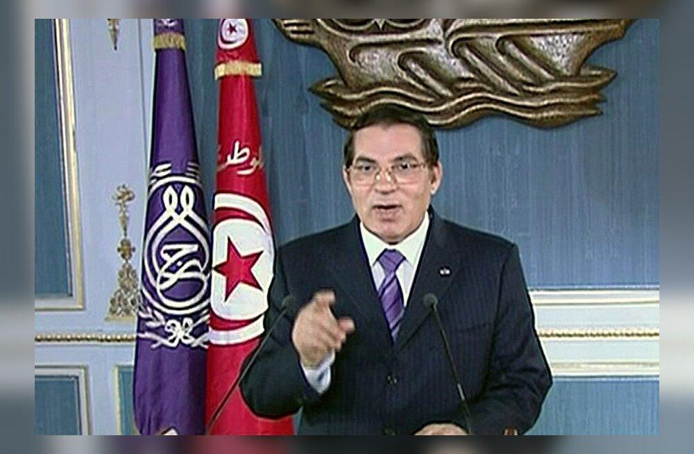 Tuneesia kukutatud president mõisteti 20 aastaks vangi