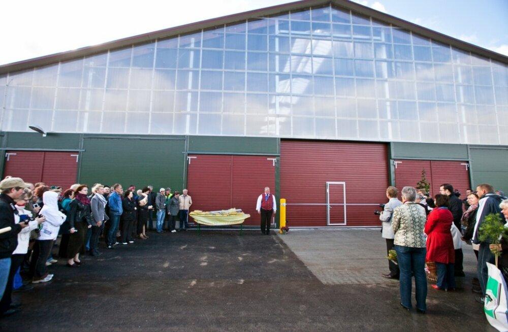 Eesti viie suurima piimatootja hulka kuuluv Silikaat Grupp mõtleb uue suurlauda ehitamisele
