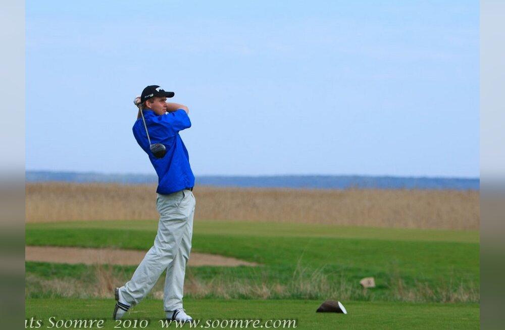 Golfar Mark Suursalu lõpetas Taani profituuri jagatud 15. kohaga