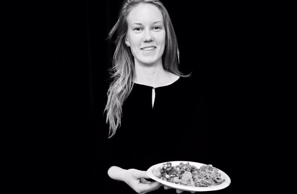 Mariliis Holm on suur maitsete ja lõhnade entusiast.