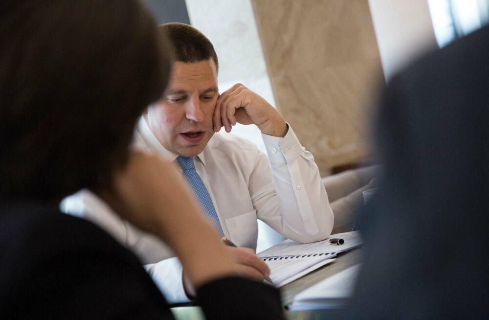 Jüri Ratas tutvustas Kasahstanis Eesti e-riiki ja innovaatilisi ettevõtteid