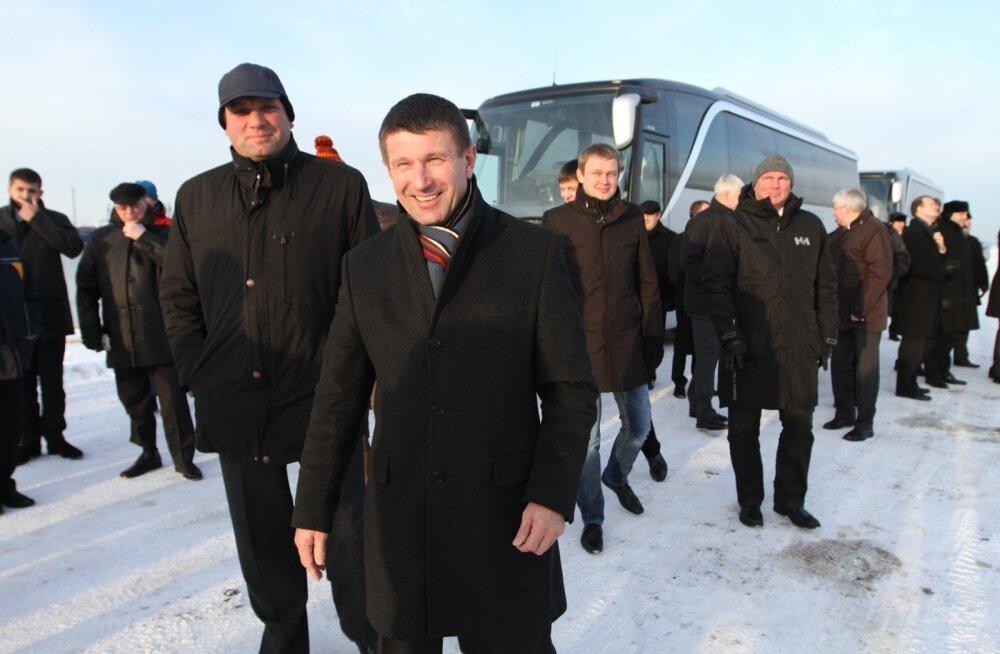 Tallinna Sadama eksjuhid Kiil ja Kaljurand ei ole rahul oma varade arestimisega