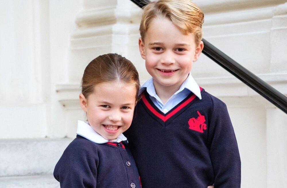 FOTOD | Täiskiirusel tulevikku! Millised näevad kuningliku perekonna lapsed välja 20 aasta pärast?