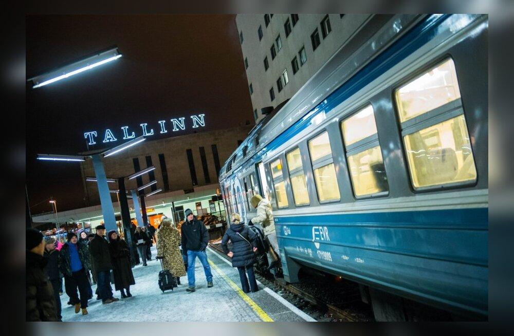 Rongiga Tallinna