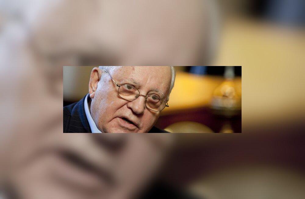 Gorbatšov: Ameerika vajab oma perestroikat