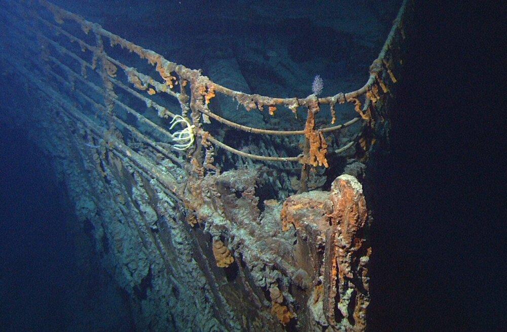 Titanicu vrakki saab peagi külastada – hea raha eest muidugi